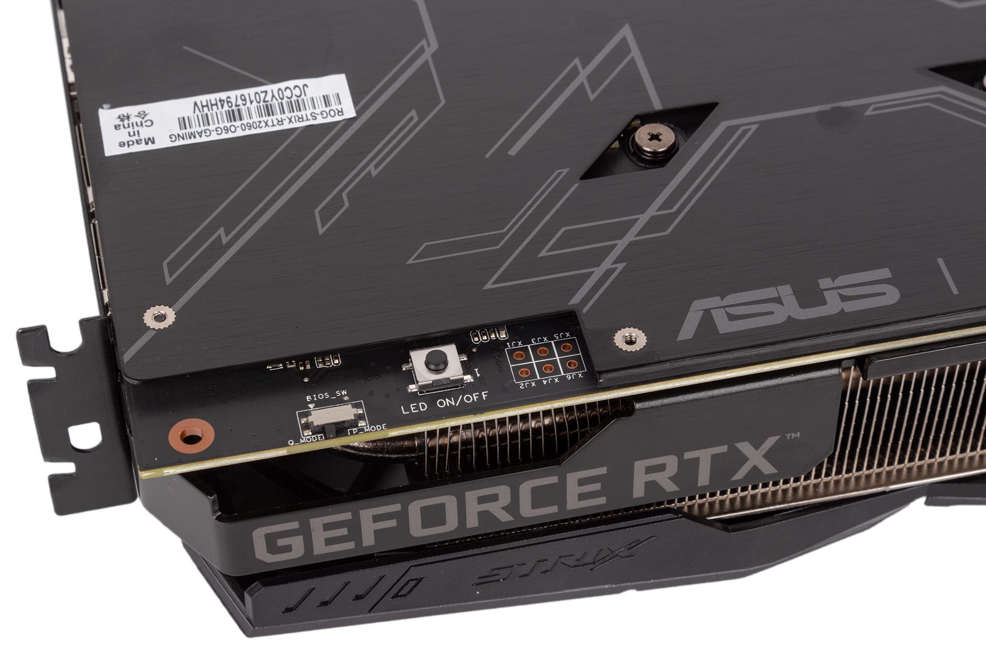 Asus GeForce RTX 2060 ROG Strix OC Review   bit-tech net