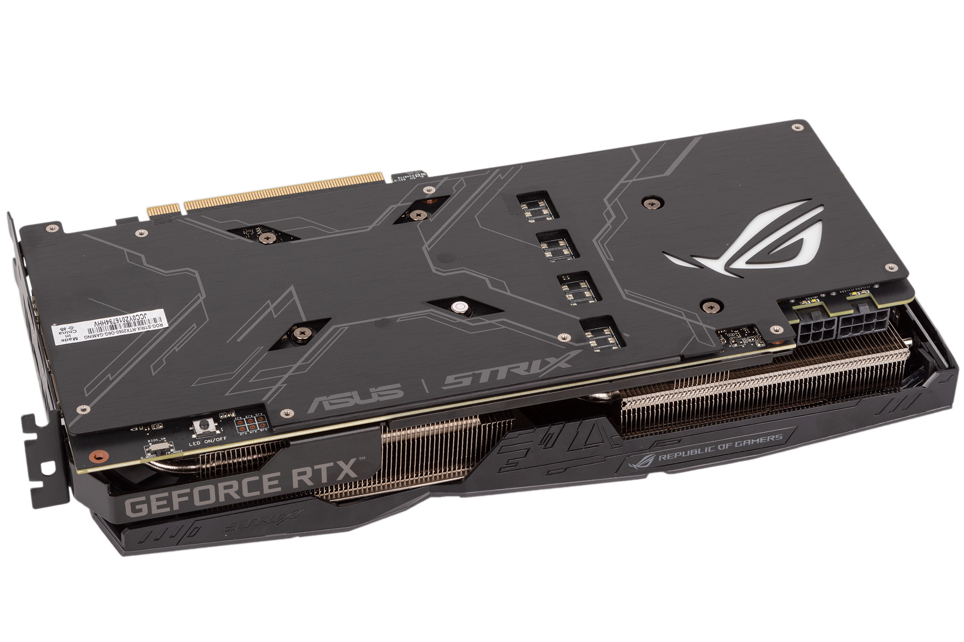Asus GeForce RTX 2060 ROG Strix OC Review | bit-tech net
