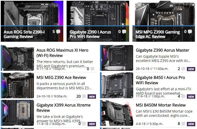 It's time for a change of motherboard aesthetics | bit-tech net