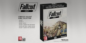 Bethesda announces Falllout Legacy collection