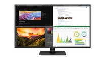 "LG unveils 42.5"" behemoth monitor: the 43UN700"