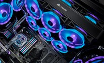 Corsair launches iCUE QL RGB fans, 34 LEDs apiece