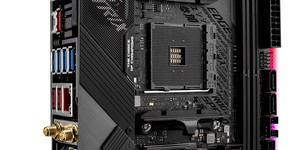 Asus ROG Strix X570-I Gaming Review