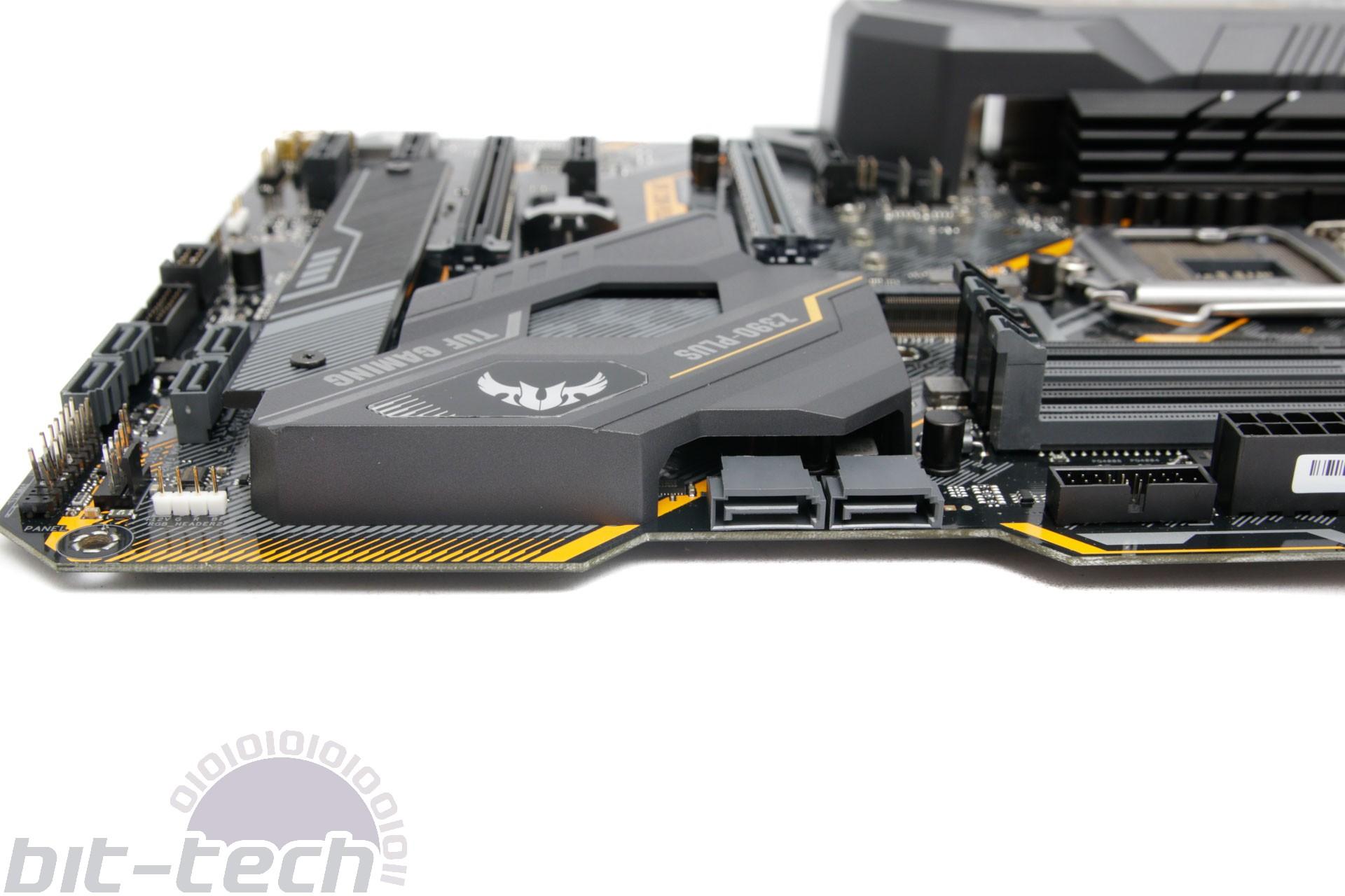 Asus TUF Z390-Plus Gaming (Wi-Fi) Review | bit-tech net