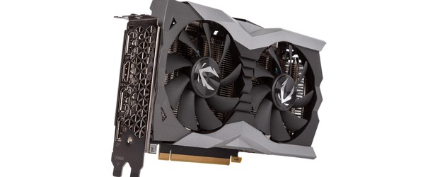 Zotac Gaming GeForce RTX 2060 Amp Review