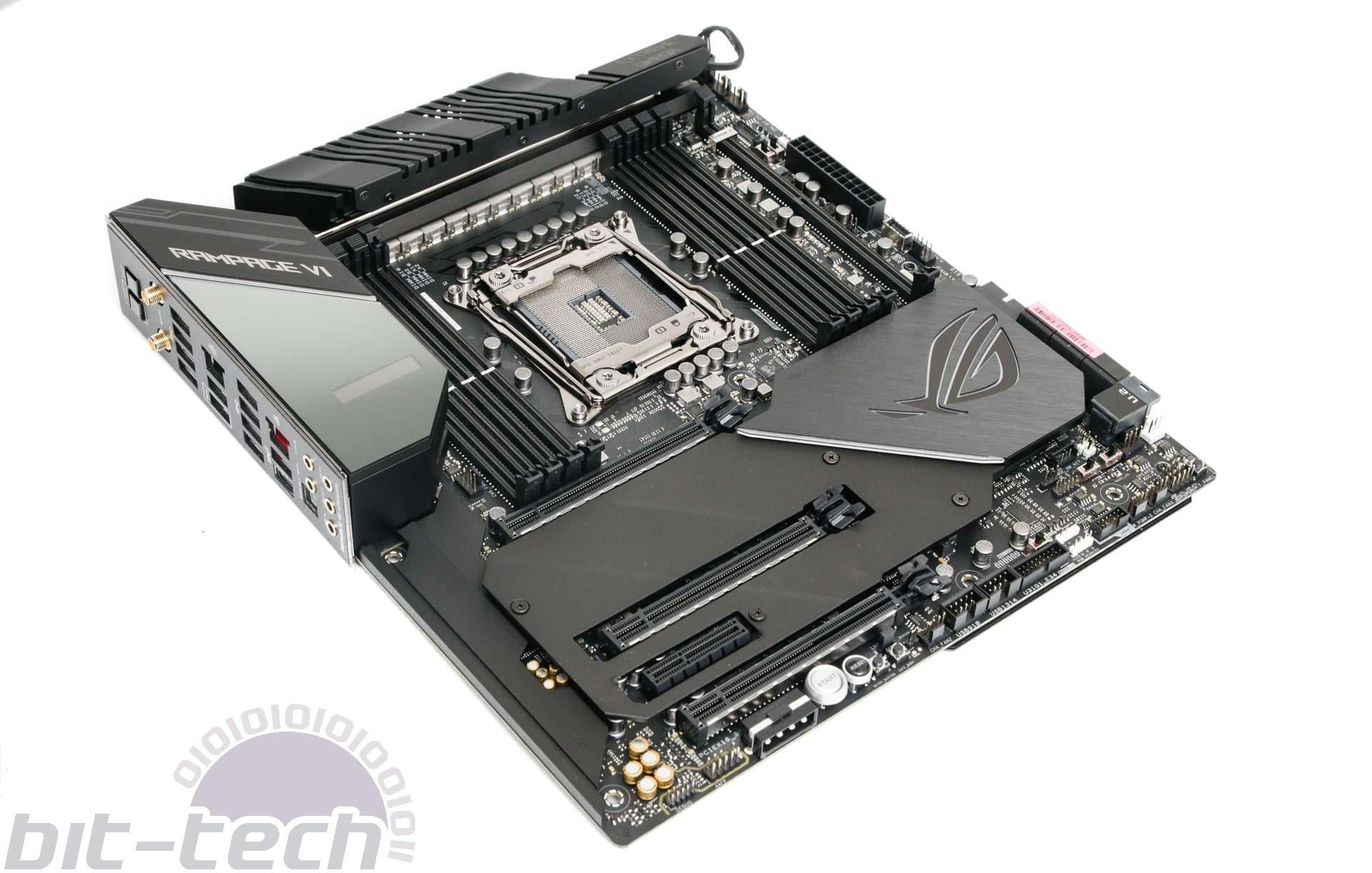 Asus ROG Rampage VI Extreme Omega Review | bit-tech net