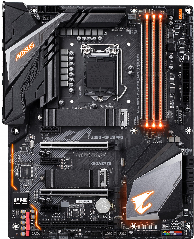 Gigabyte Z390 Aorus Pro Review | bit-tech net