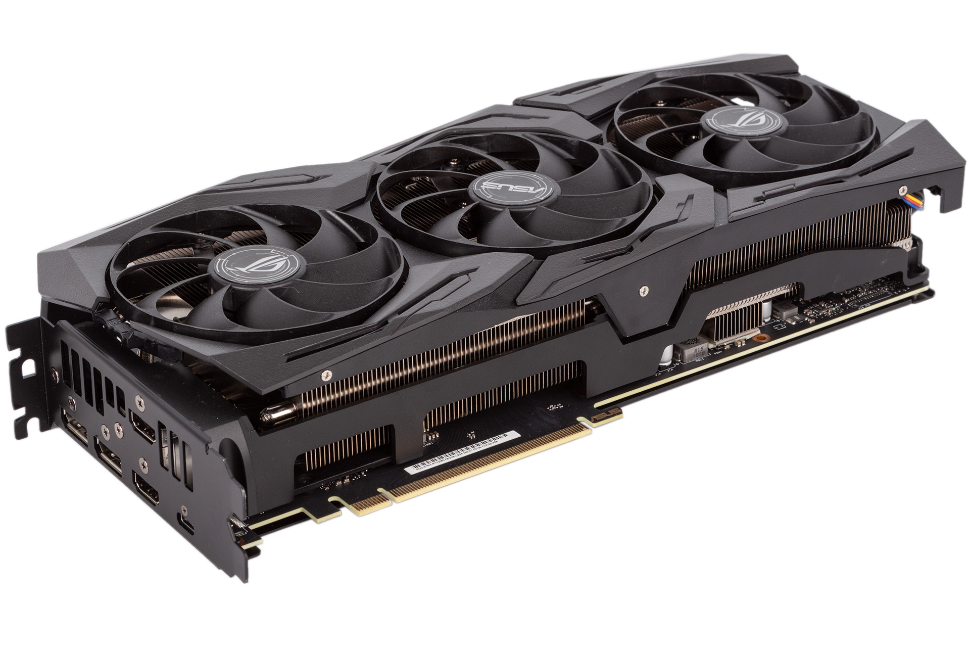 Asus GeForce RTX 2080 ROG Strix OC Review | bit-tech net