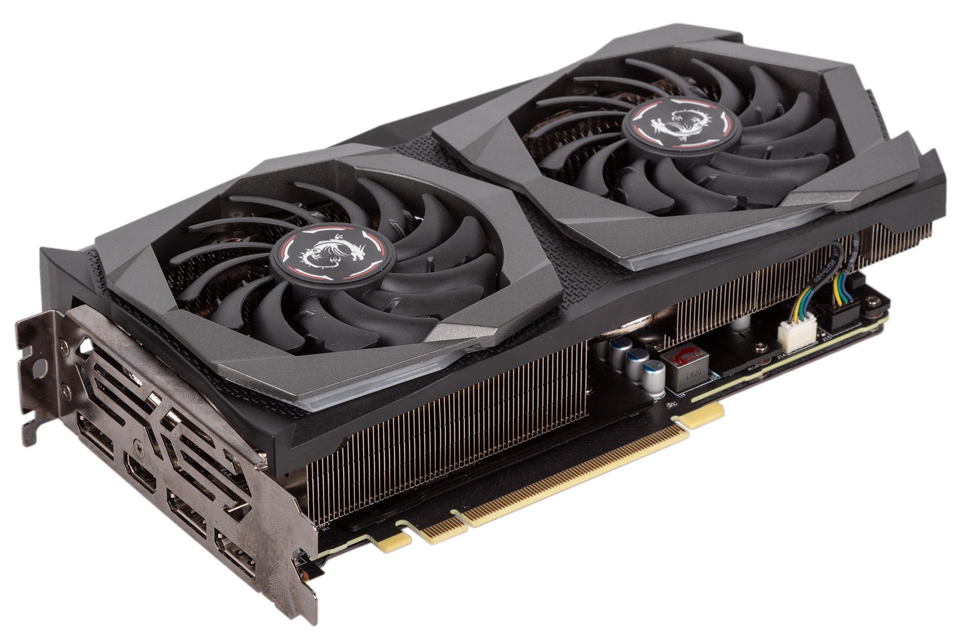 MSI GeForce RTX 2060 Gaming Z Review   bit-tech net