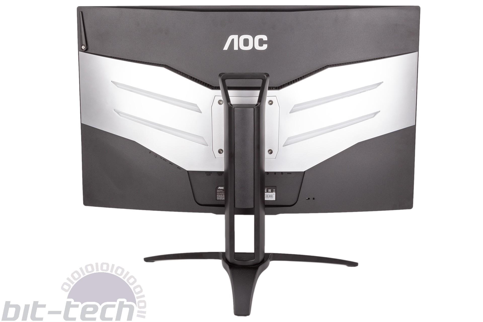 AOC Agon AG322QC4 Review | bit-tech net