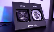 Corsair unveils Hydro X custom water-cooling components