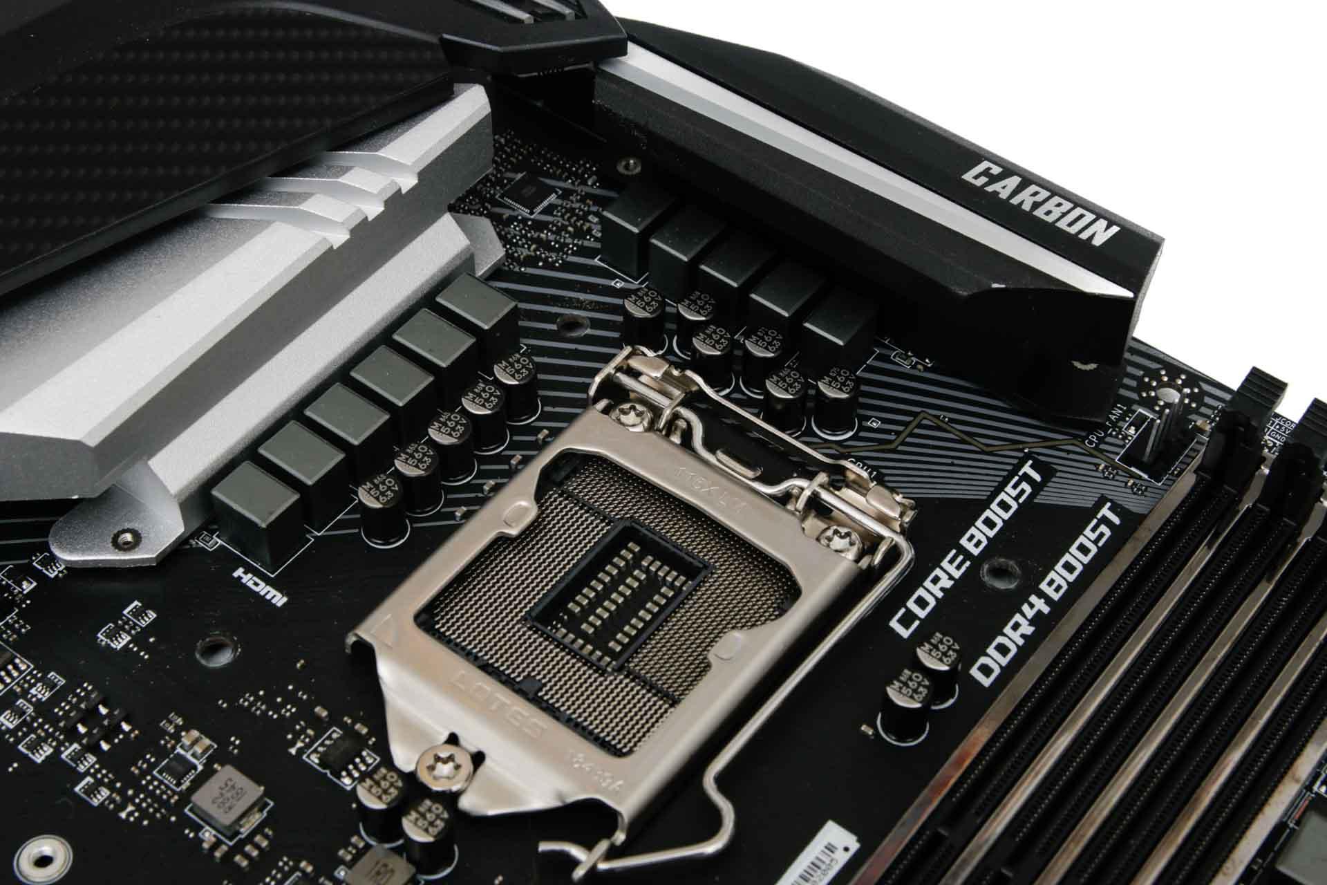 MSI MPG Z390 Gaming Pro Carbon AC Review | bit-tech net