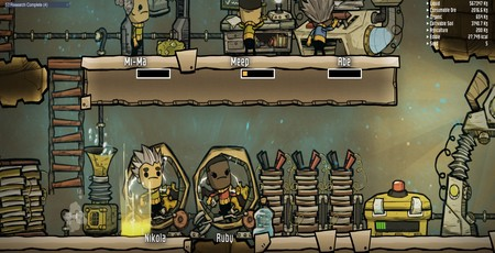 Oxygen Not Included Preview | bit-tech net
