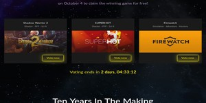 GOG.com launches 10th anniversary giveaway