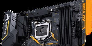 Asus TUF Z390-Plus Gaming (Wi-Fi) Review