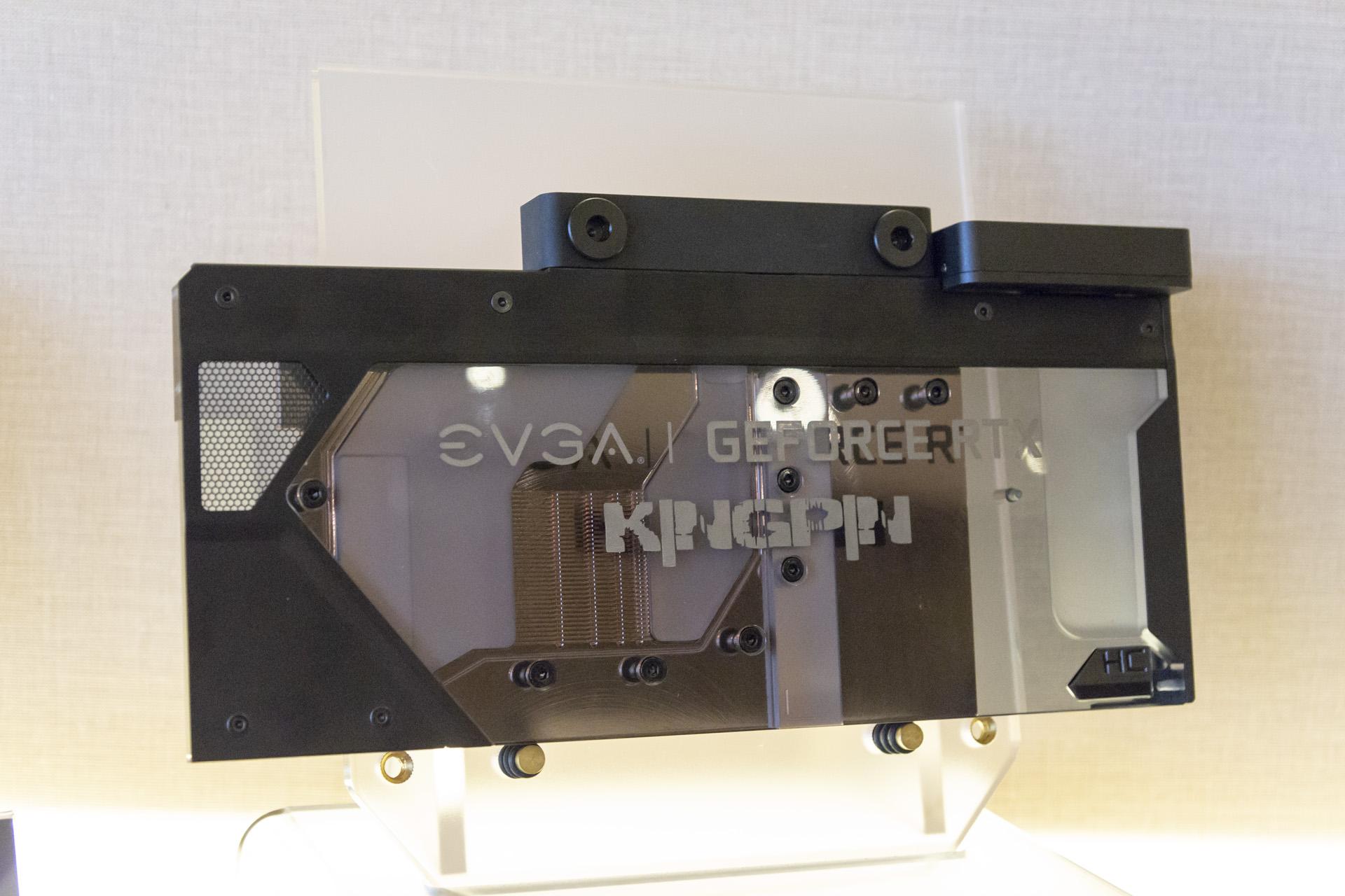 EVGA shows off monstrous SR-3 Dark motherboard | bit-tech net