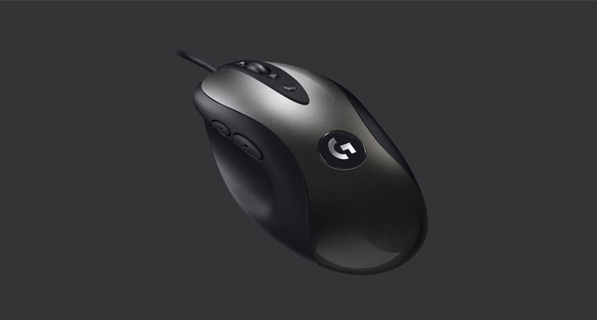 Logitech unveils refreshed MX518 gaming mouse