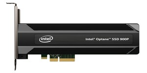 Intel launches Optane SSD 900P Series
