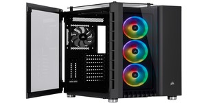 Corsair Crystal Series 680X RGB Review