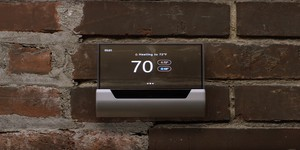Microsoft unveils Win10 IoT Core Glas thermostat