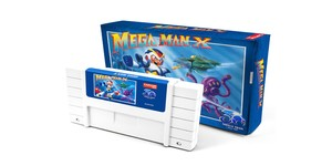 Iam8bit, Capcom announce Mega Man re-releases