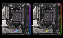 Asus unveils Strix AM4 mini-ITX motherboard pair