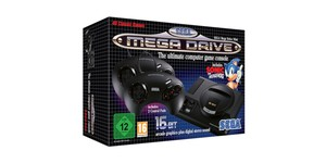 Sega announces Mega Drive Mini console