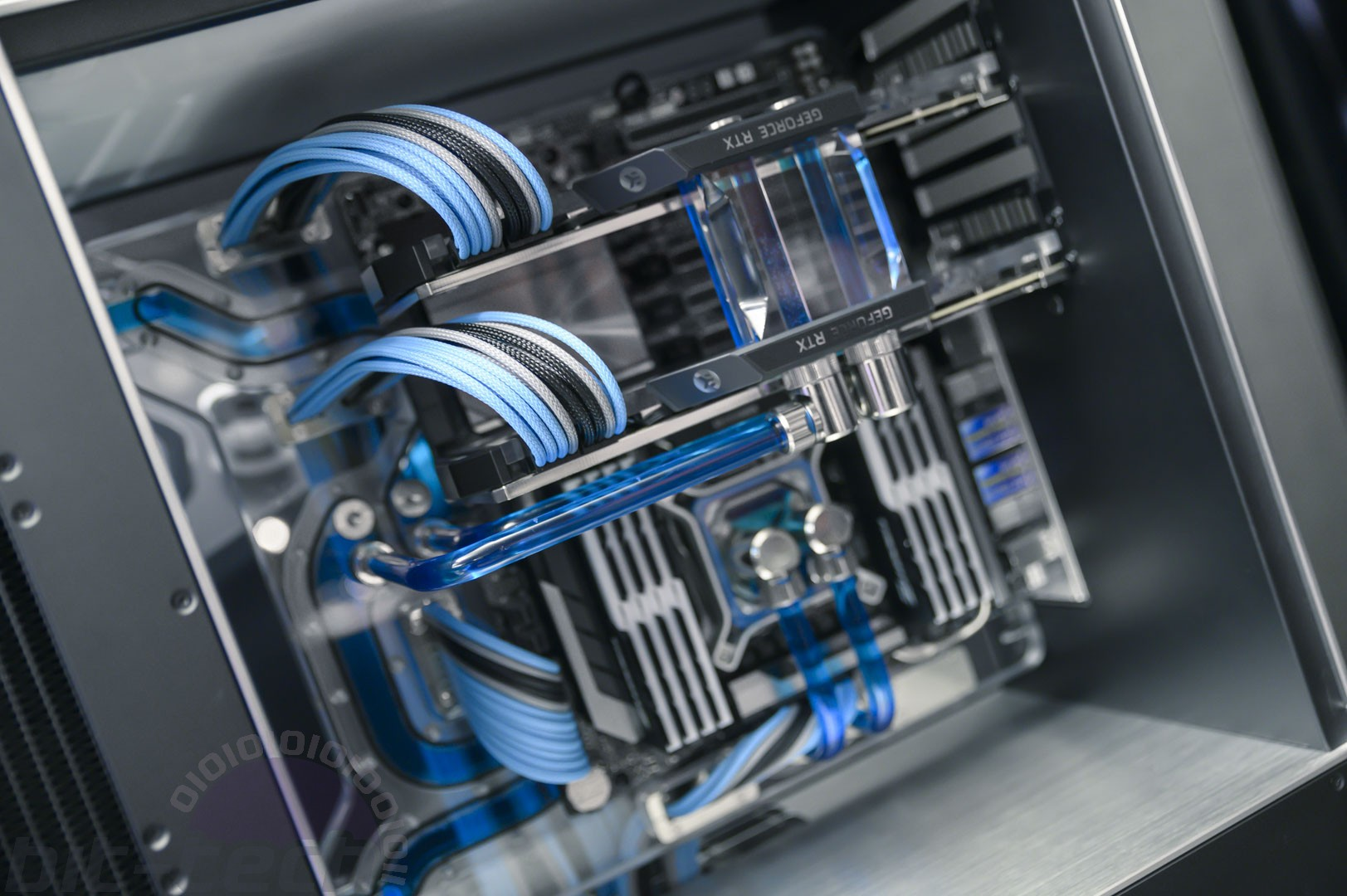 EKWB shows off new 'Magnitude' CPU block and updated product range