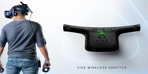 HTC announces Vive Wireless Adapter pre-order date