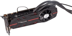 Inno3D GeForce GTX 1080 Ti iChill Black Review