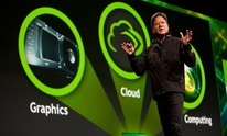 Nvidia announces three more AI, big data investments