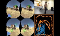 Researchers demo free-roaming VR tech