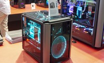 Thermaltake unveils new Level 20 cases, voice-controlled RGB