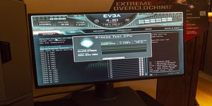 EVGA demos automatic overclocking, shows off new PSUs