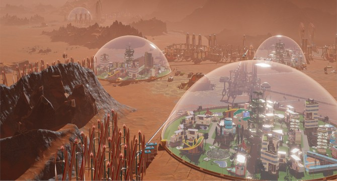 Paradox brings Surviving Mars mods to Xbox One