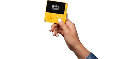 Panic unveils Playdate handheld console
