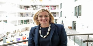 Home Secretary Amber Rudd says 'real people' don't care about encryption