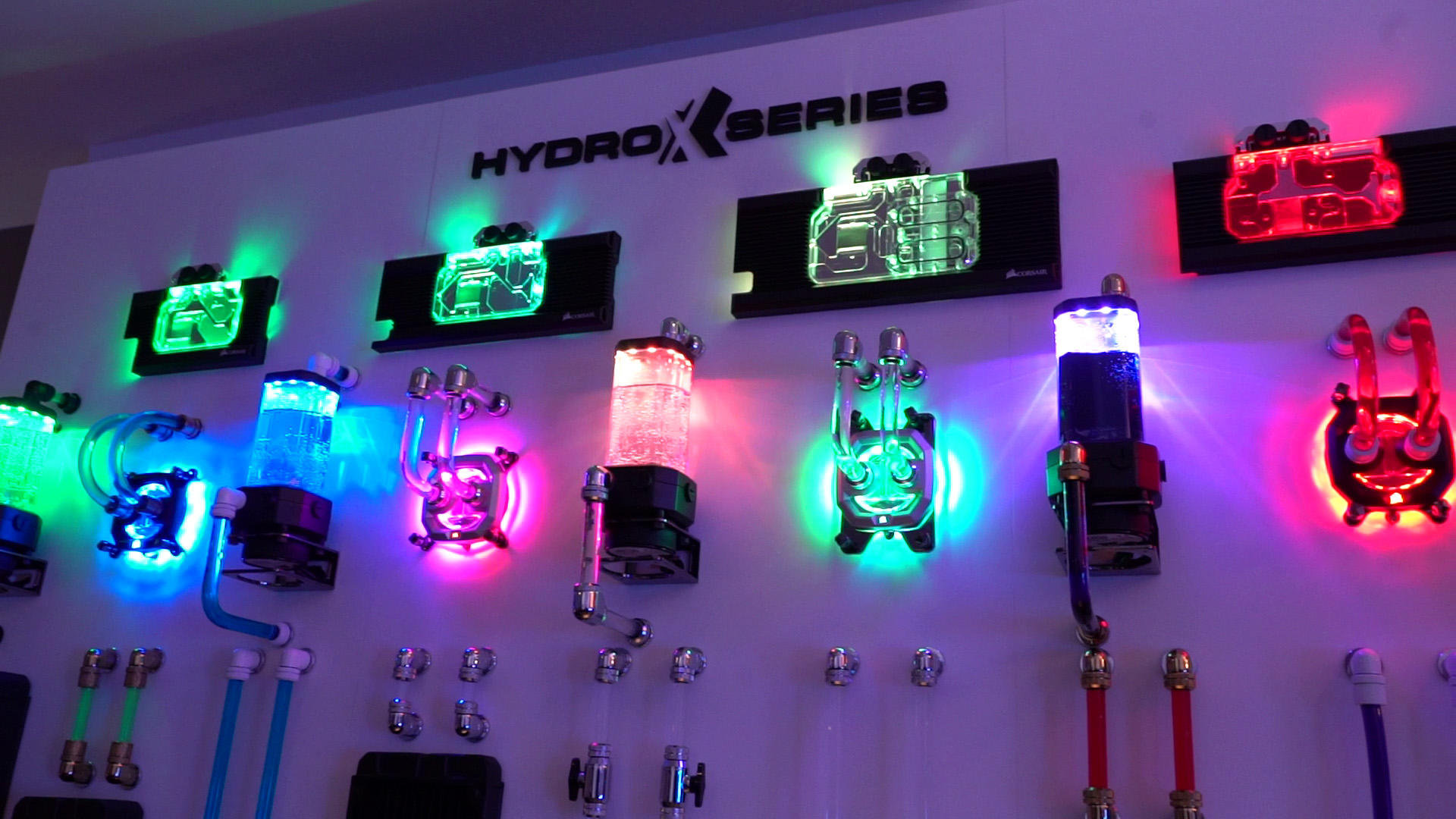 Corsair unveils Hydro X custom water-cooling components | bit-tech net