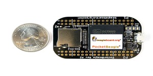BeagleBoard.org launches tiny PocketBeagle SBC
