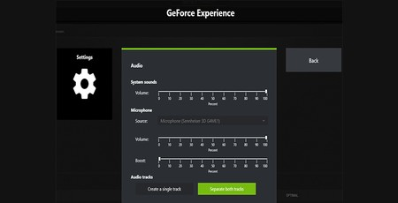 Nvidia adds multi-track audio to GeForce Experience
