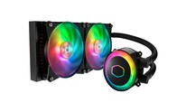 Cooler Master launches addressable RGB MasterLiquid coolers