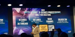 Intel details 28-core Xeon part, new Core-X Series