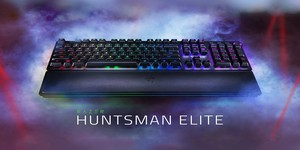 Razer launches Huntsman optical-switch gaming keyboards