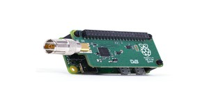 Raspberry Pi gets compact uHAT add-ons, TV HAT accessory