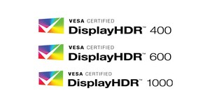 VESA launches DisplayHDR certification specification
