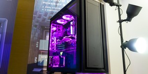 Phanteks shows off Enthoo Luxe 719 and Eclipse P360X, P400A