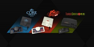 Konami announces PC Engine Core Grafx Mini