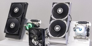 DeepCool shows off anti-leak technology, new AIOs
