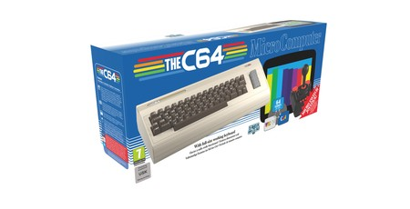 Full-sized THEC64 announced by Retro Games