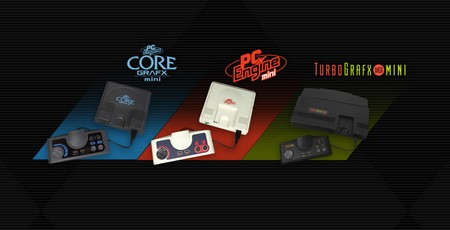 Konami announces PC Engine Core Grafx Mini | bit-tech net